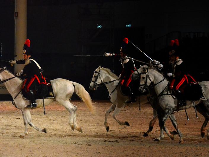 Il Carosello dei Carabinieri